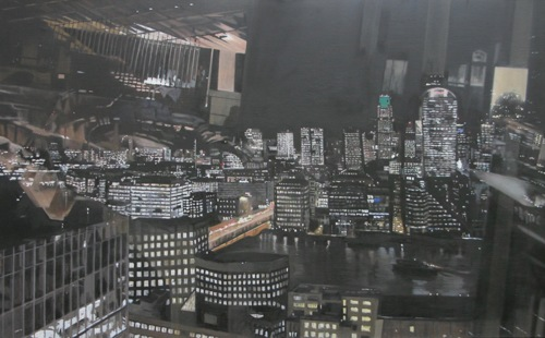 Reflections from the Shard
