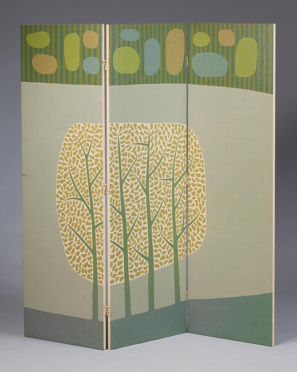 Untitled (Three-panel folding screen) (large view)