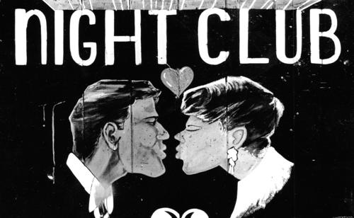 Night Club,   NEWARK N.J.