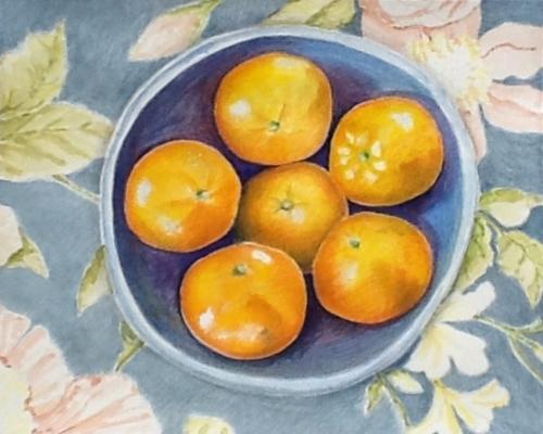 Tangerines (large view)