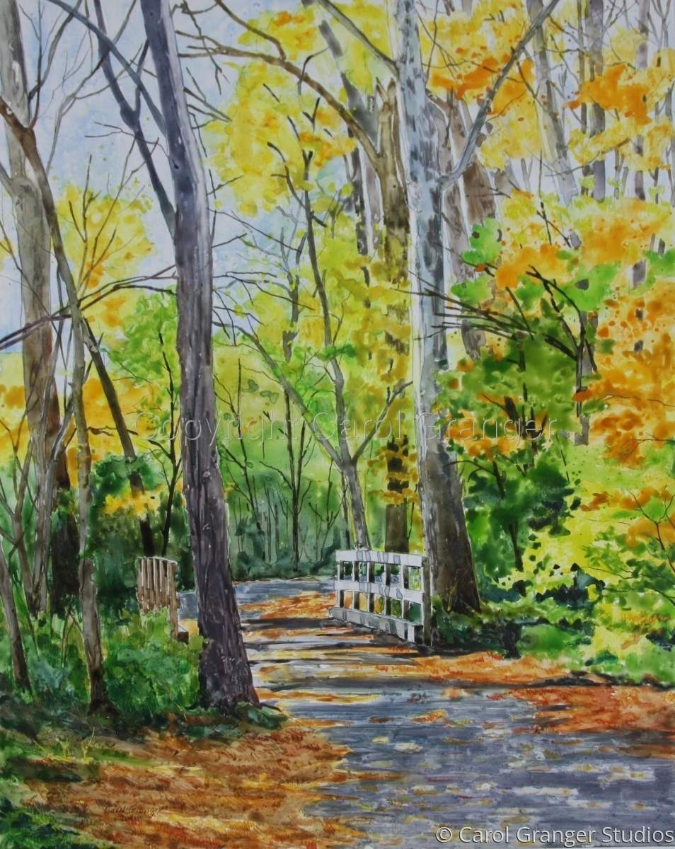 Early Fall- Olentangy Parkland (large view)