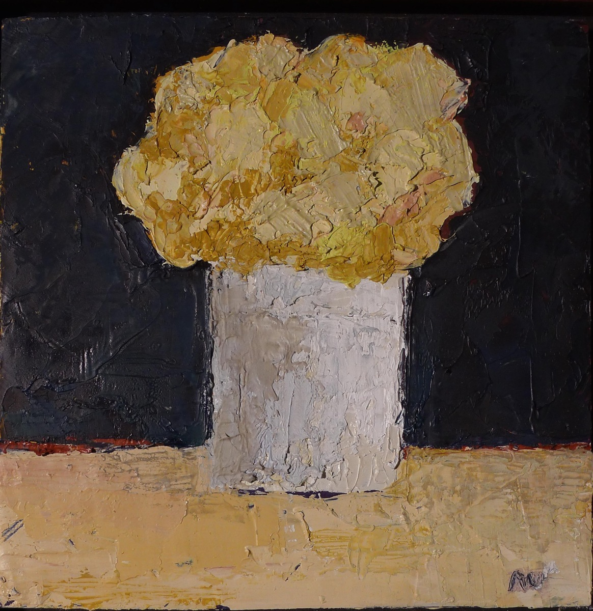 Still life with hydrangea, 2015  (large view)