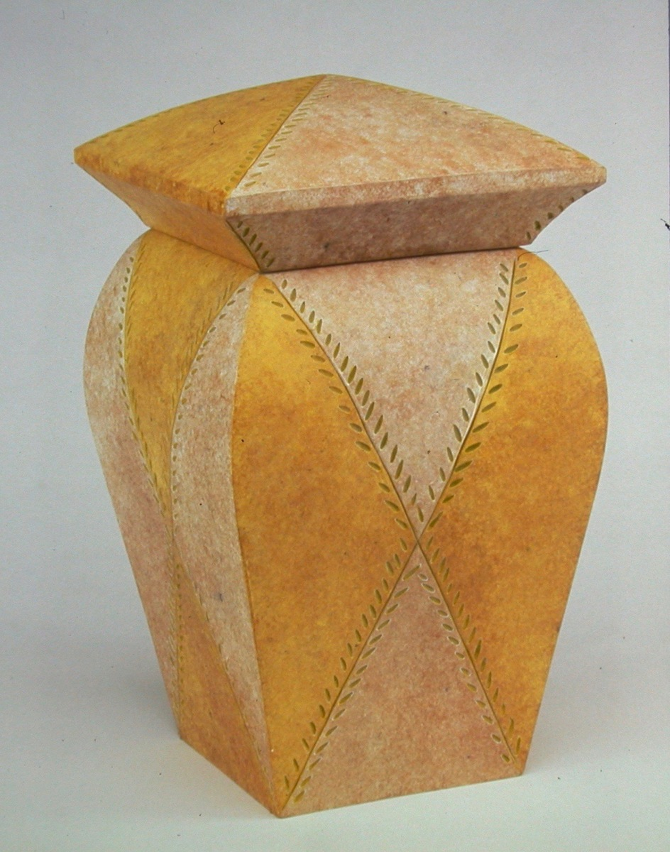 Funerary urn, vine #1 (large view)