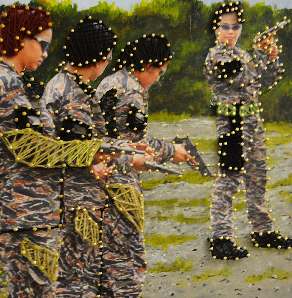 Women and War, Philippines (large view)