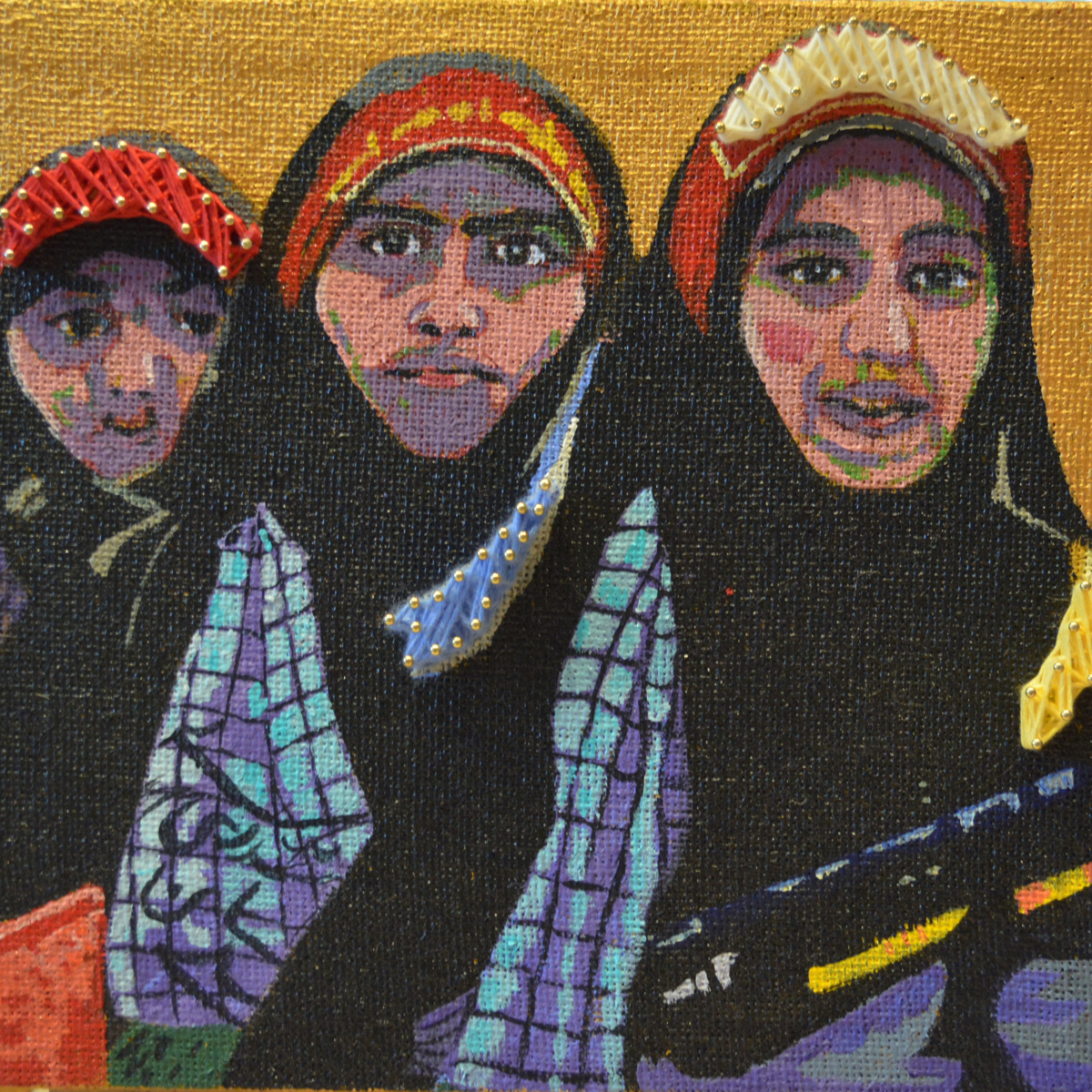Women and War-Iran (large view)