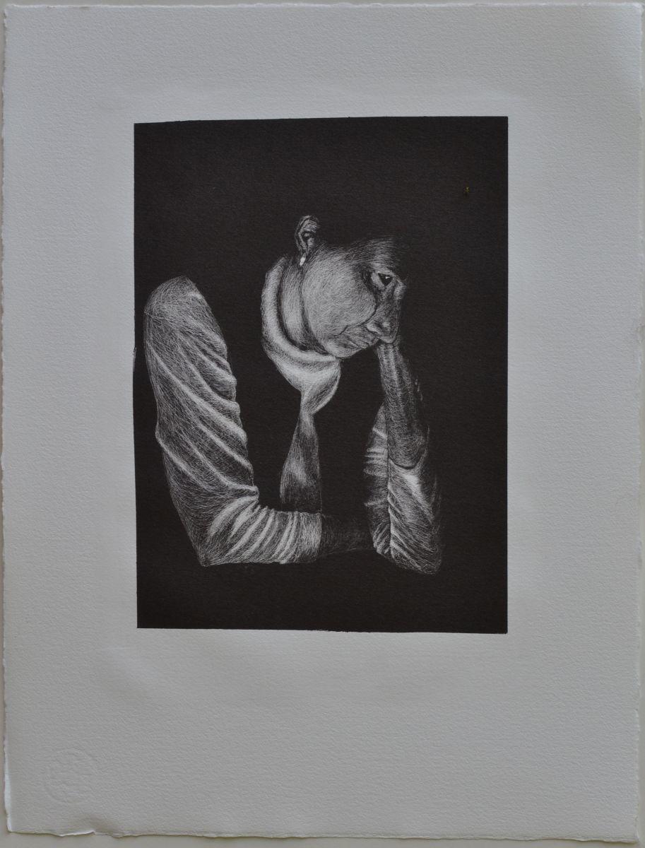 Dark Study (large view)