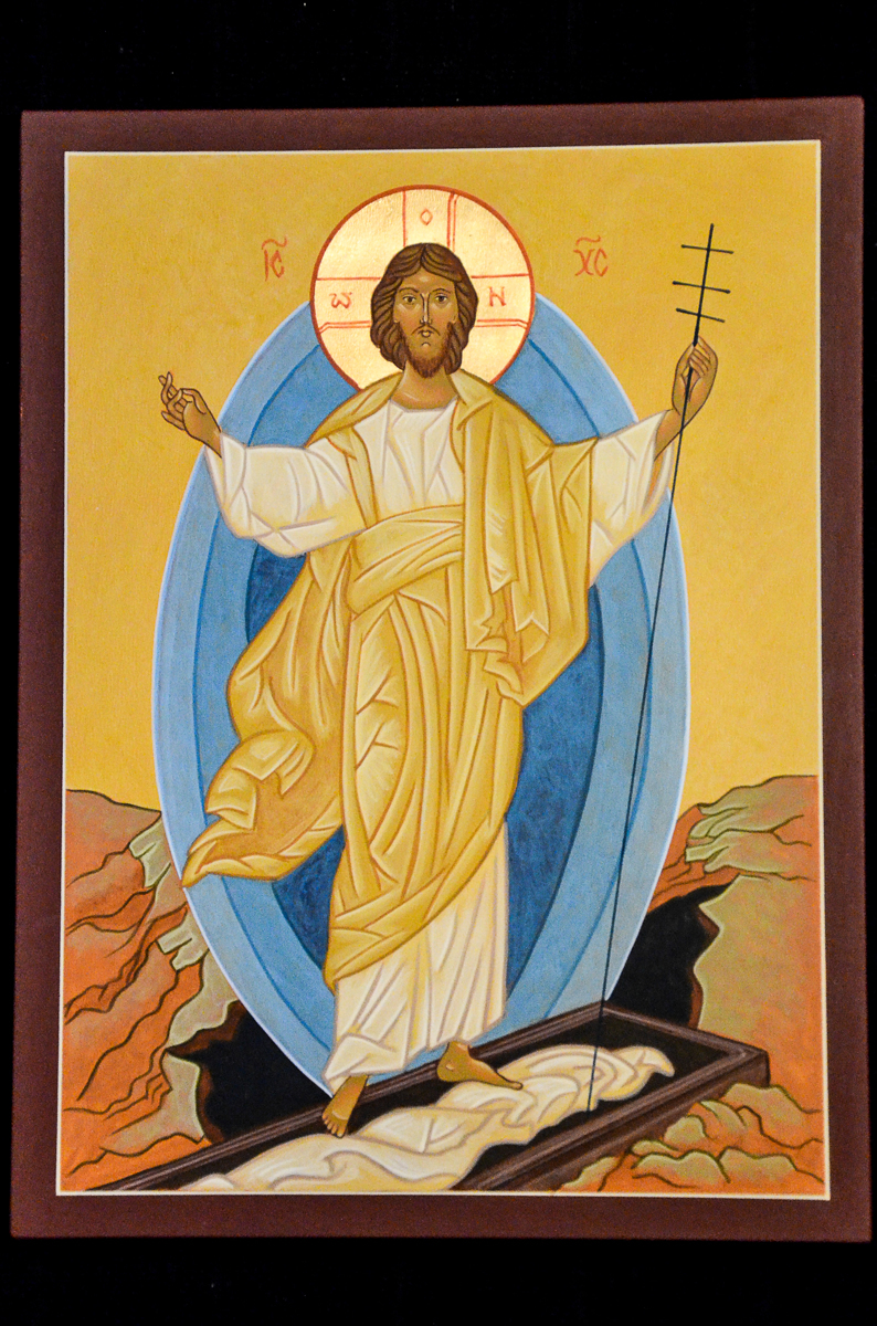 The Risen Christ (large view)