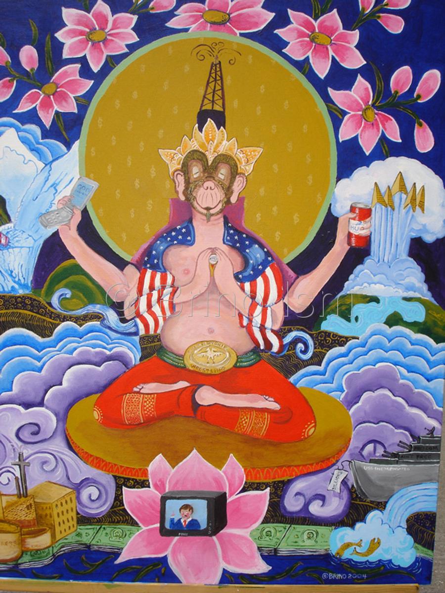 American Buddha (large view)