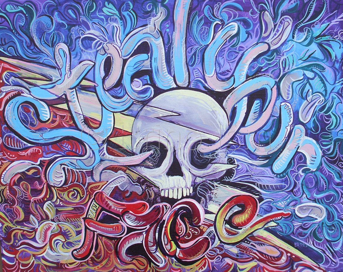 Steal Your Face (large view)