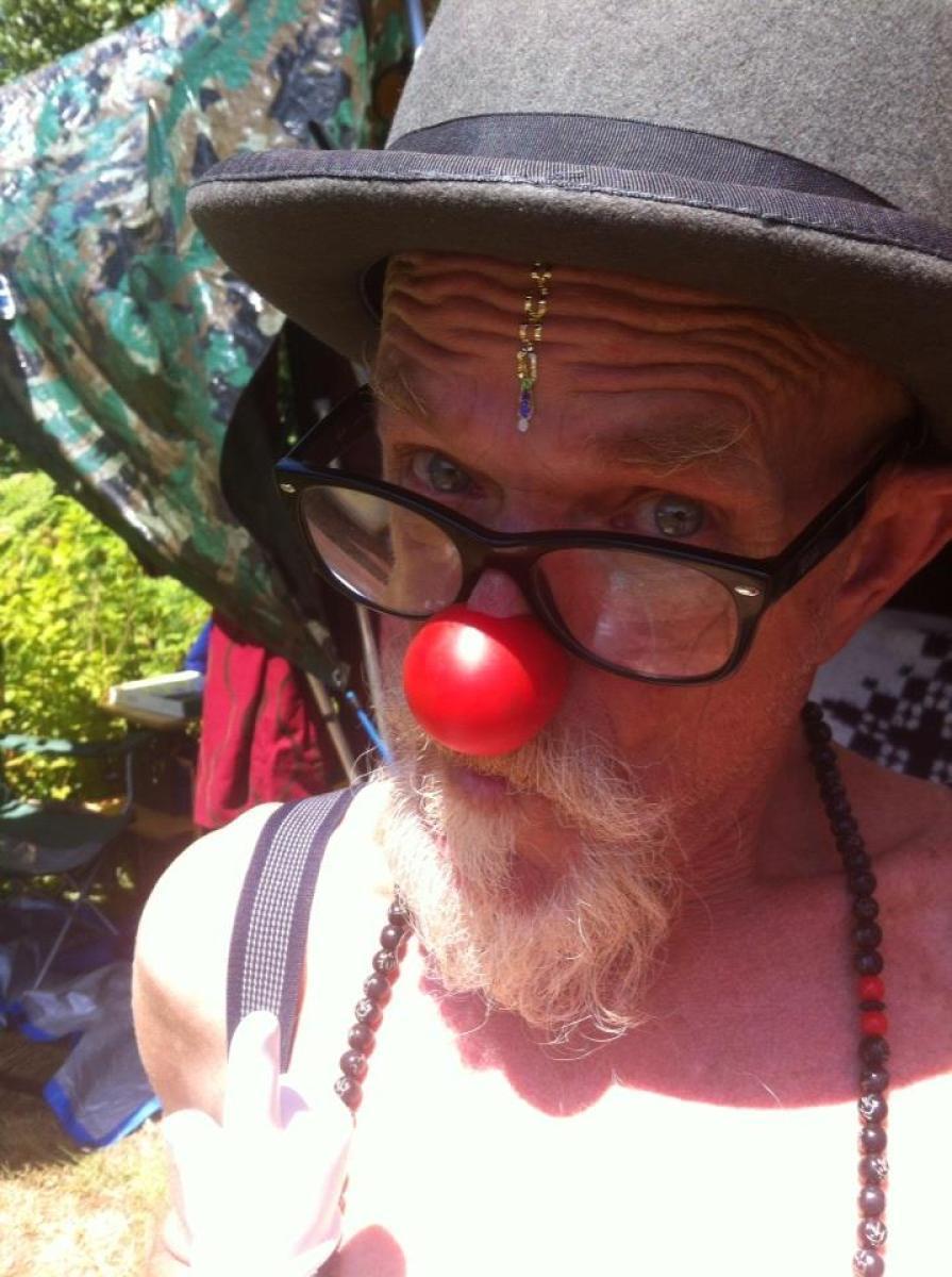 Brino the Clown (large view)
