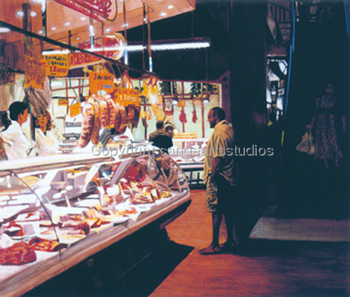Bostic at the Market (large view)