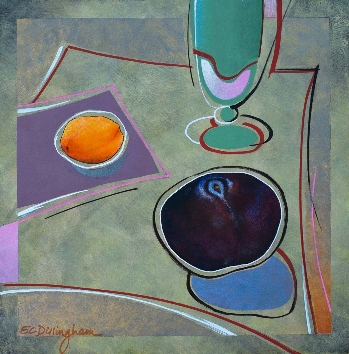 Pink Lemonade with Apricot and Plum (large view)
