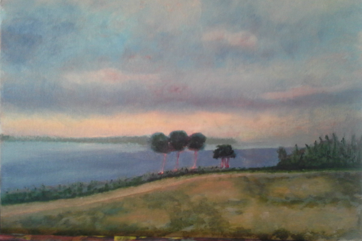 """Belmont Bay"" (large view)"