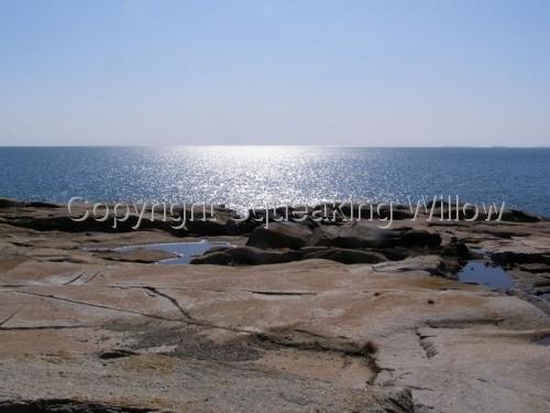 Schoodic Rock (large view)