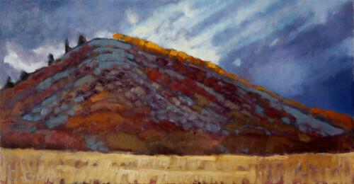 Mahogany Creek Fall (large view)