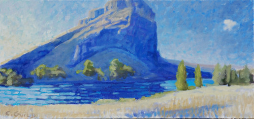Table Rock on the Snake (Commission) (large view)
