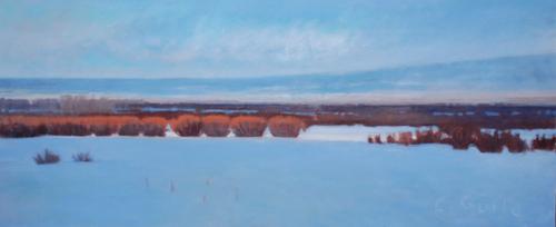 Teton River, January (large view)