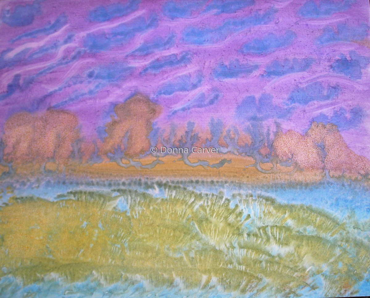 Monsoon Season in the Desert (large view)