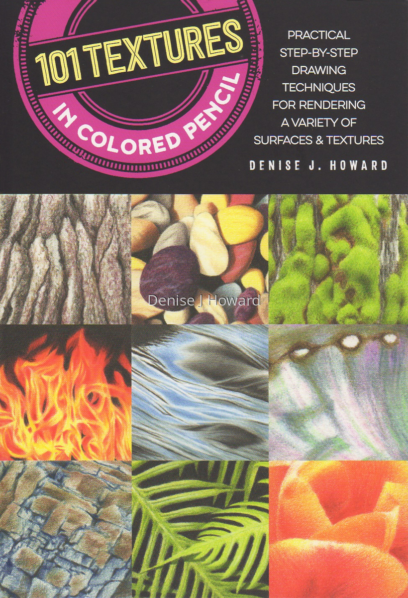 101 Textures in Colored Pencil (large view)