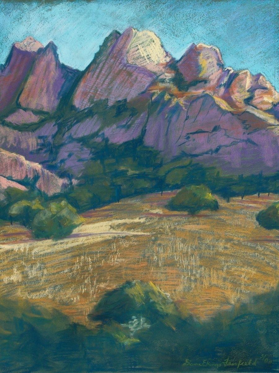 Dragoon Mountains (large view)