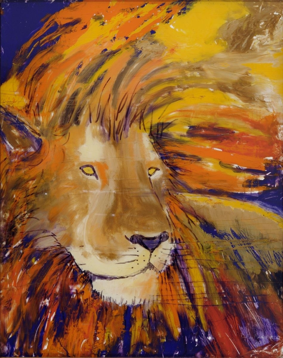 Lion of Judah (large view)