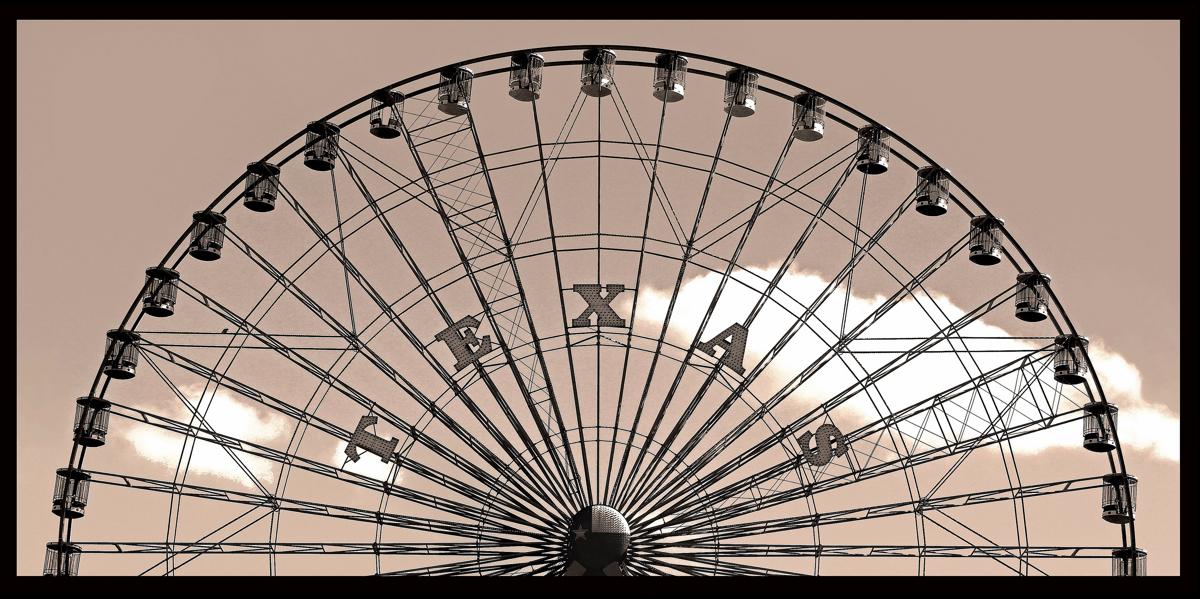 """""""Texas Star"""" - Fair Park, Dallas (large view)"""
