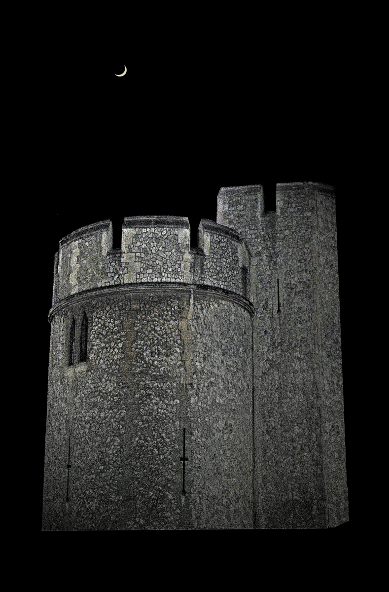 Tower of London, 3am (large view)