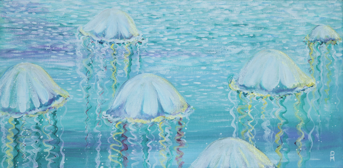 Jellies II (large view)