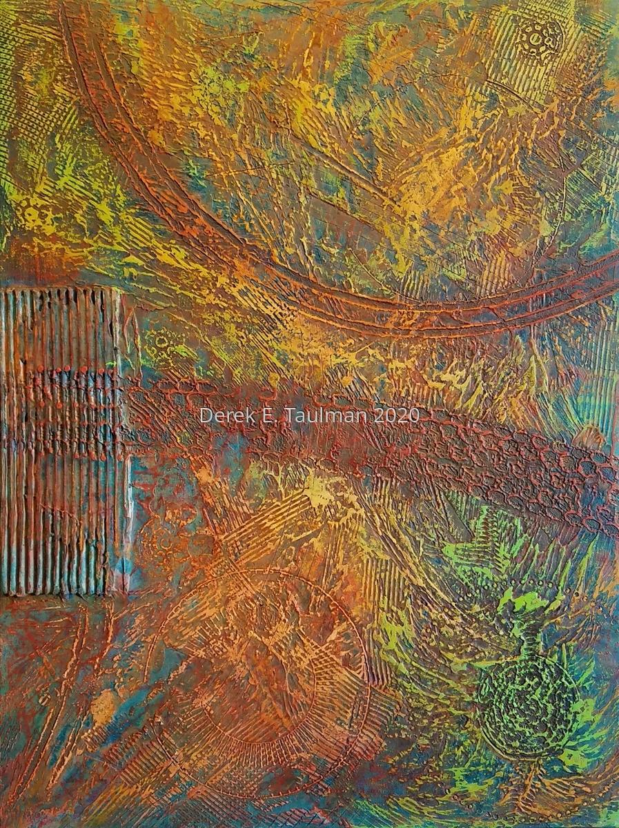 Trilobite Tracks - 1 (large view)