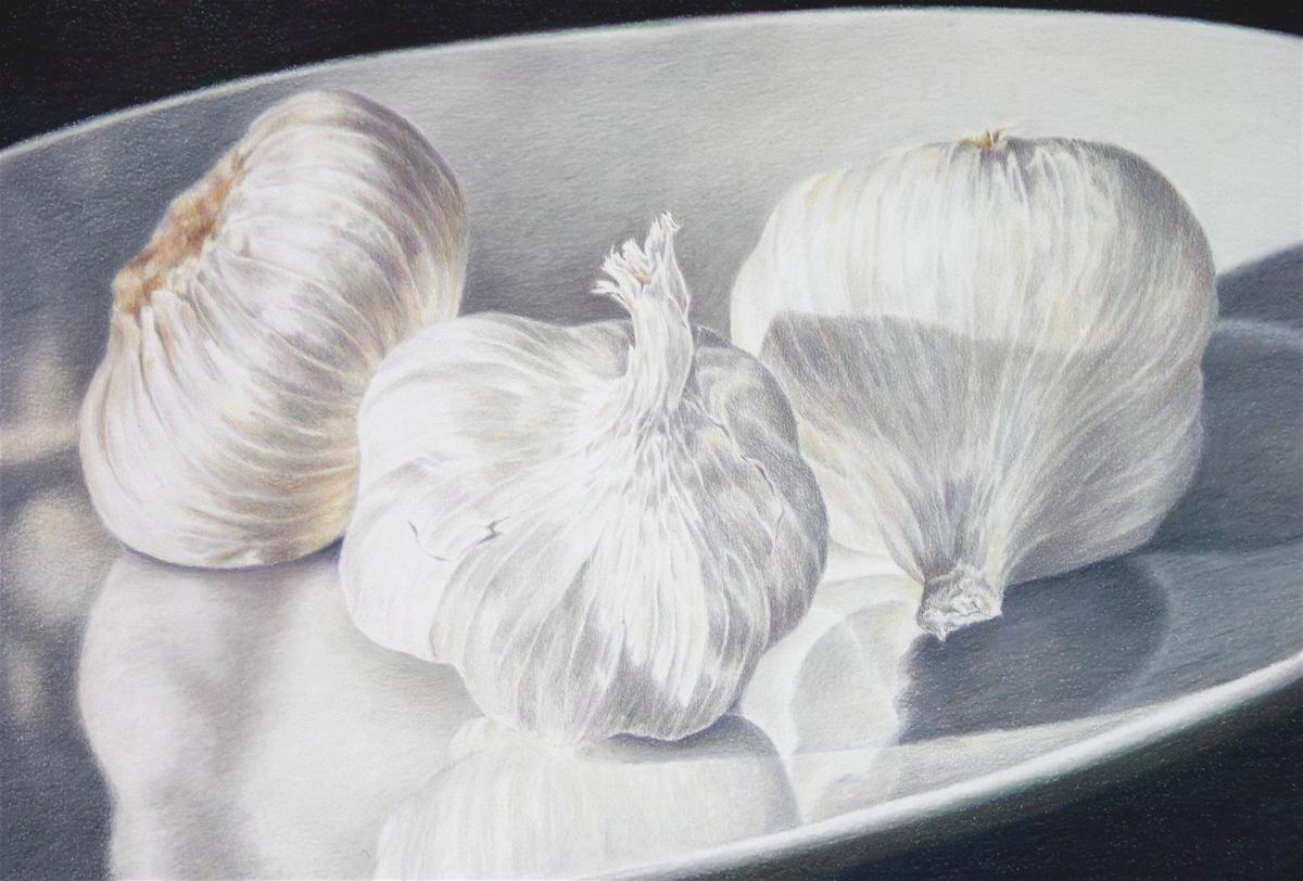 Garlic III (large view)