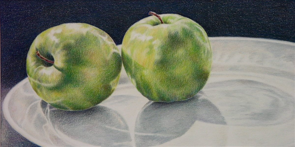 Green Apples (large view)