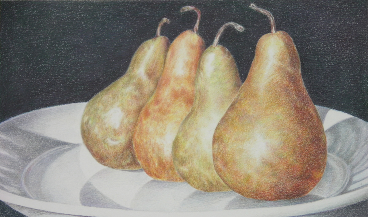 Four Pears (large view)
