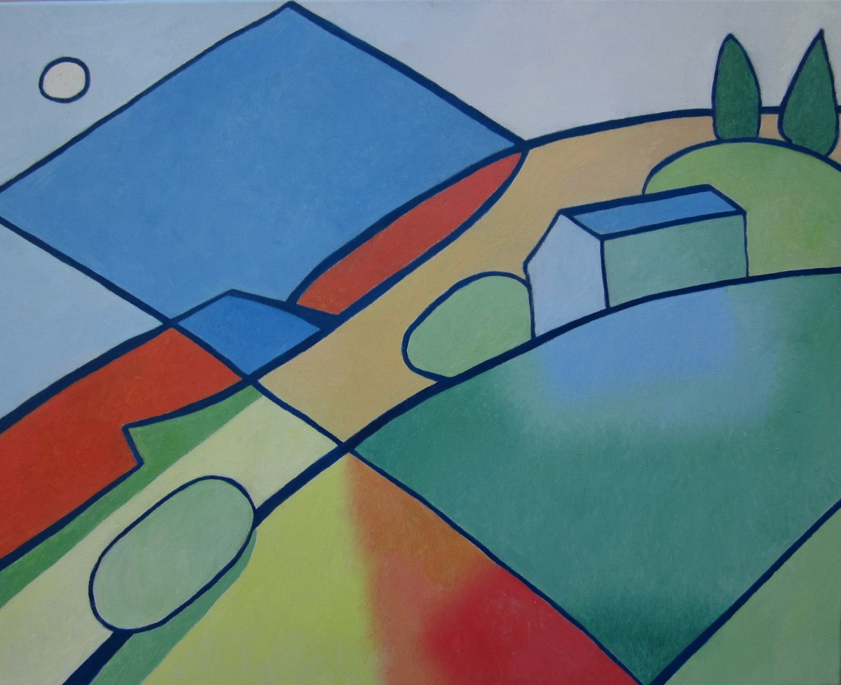 Rural Patchwork (large view)