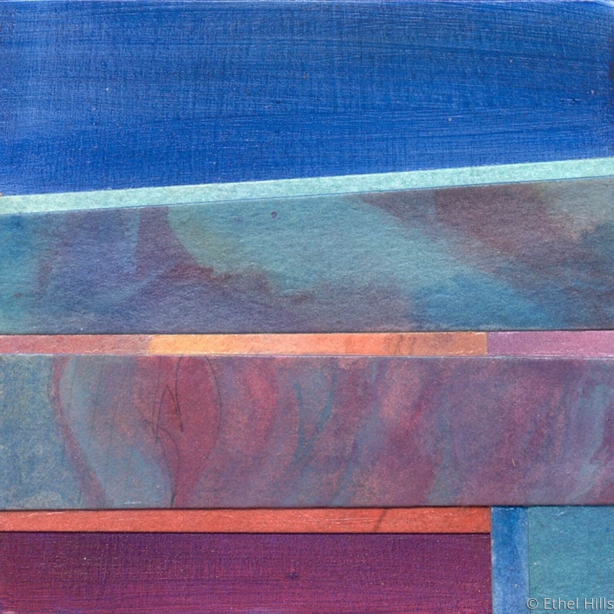 Color Block #40 (4 inch panel) (large view)