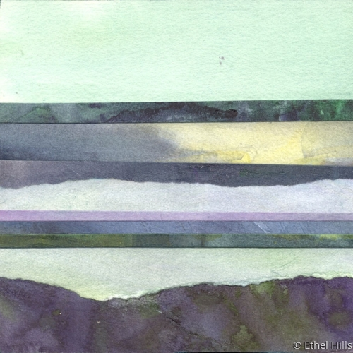 Color Block #28 (6 inch panel) (large view)