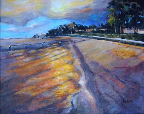 Intracoastal Sunset (large view)