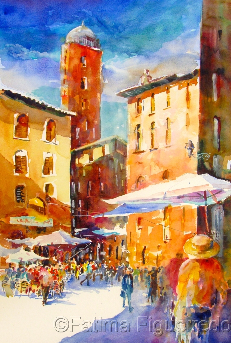 San Gimignano (large view)