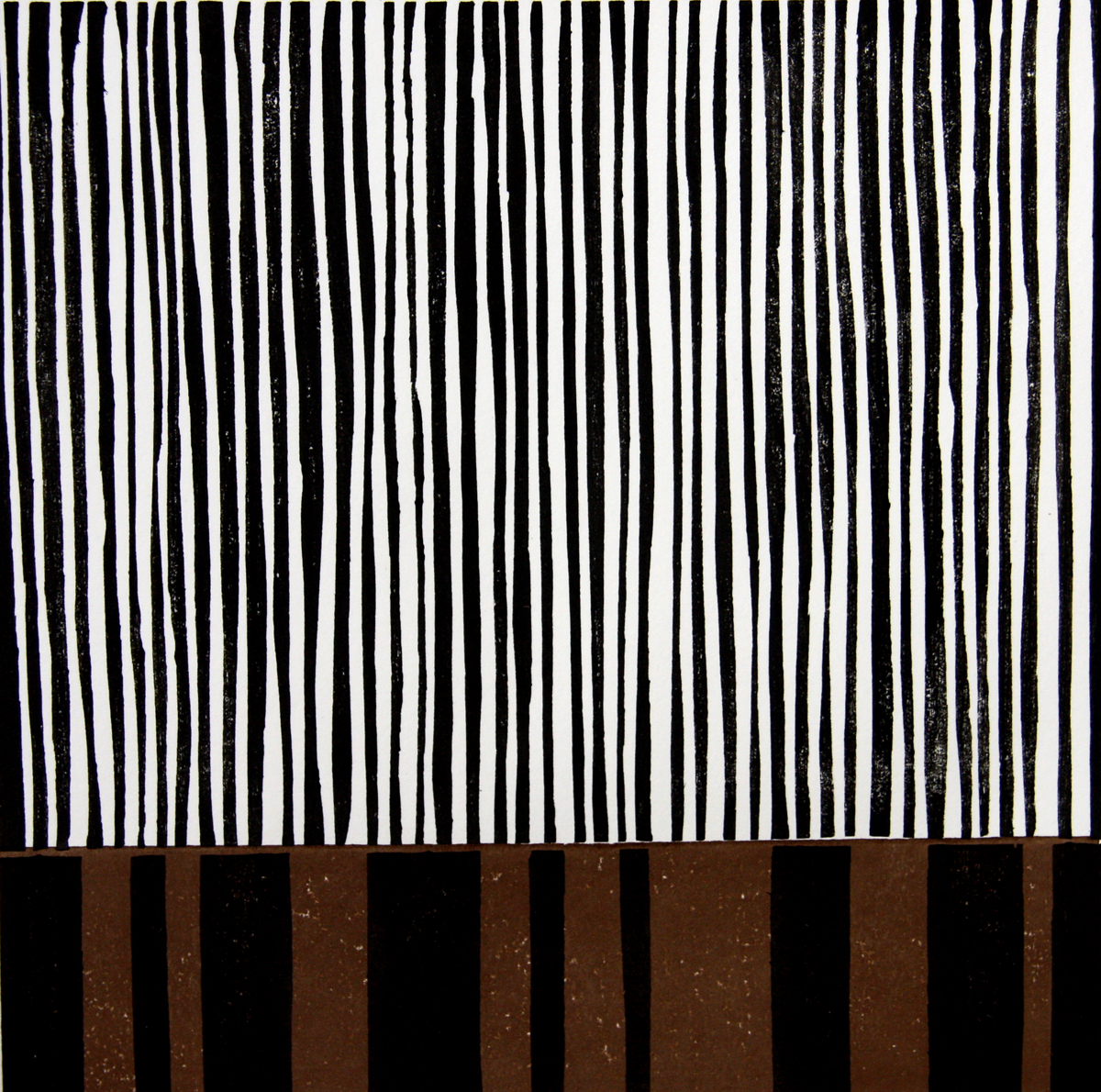 Black and Brown Stripes (large view)