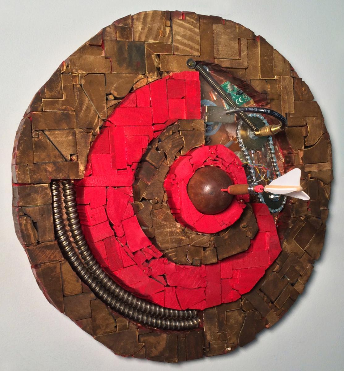 Mechanical Bullseye (large view)