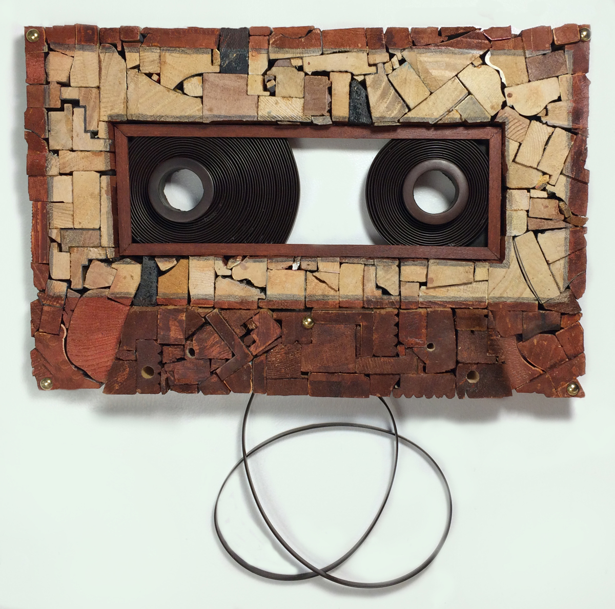 Art of the Mixtape: Natural Wood (large view)