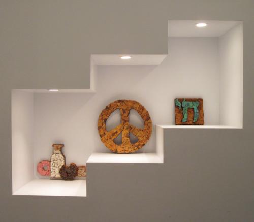 Installation Trio (large view)