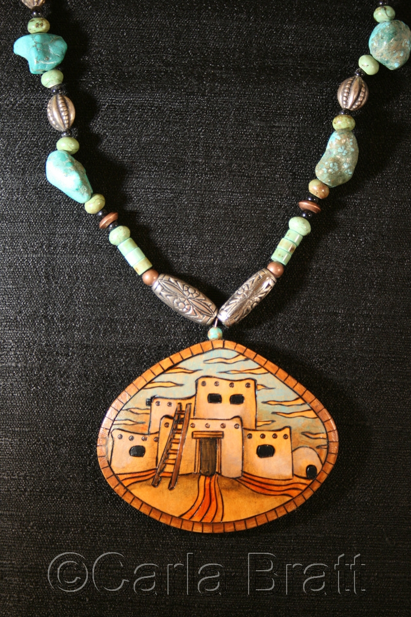 Pueblo Necklace (large view)
