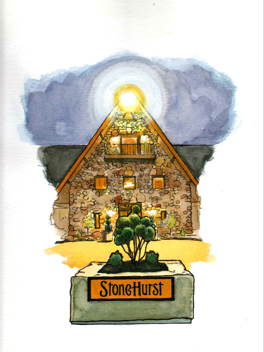 StoneHurst Study (large view)