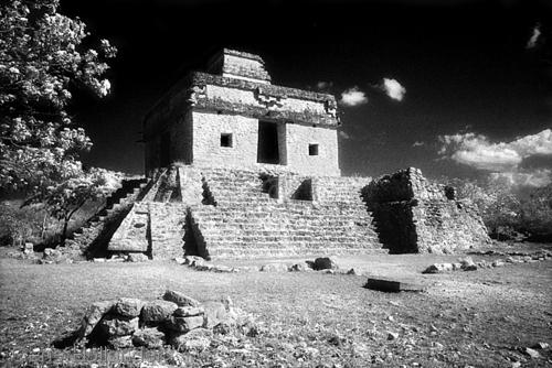 Temple of the Seven Dolls, Dzibilichultan