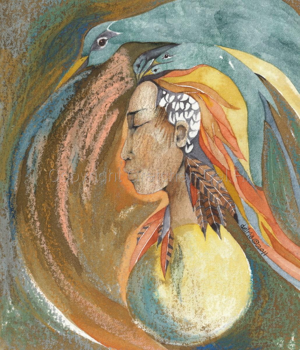 Bird Speak (large view)
