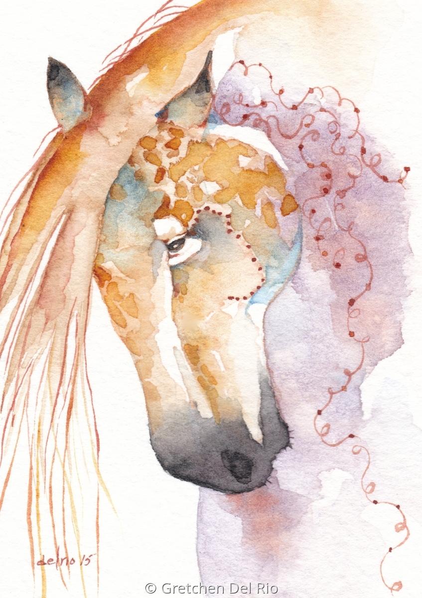 Spirit Horse (large view)