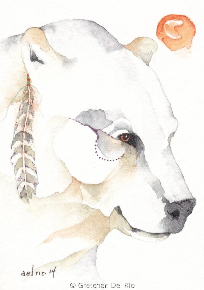 Spirit Bear (large view)