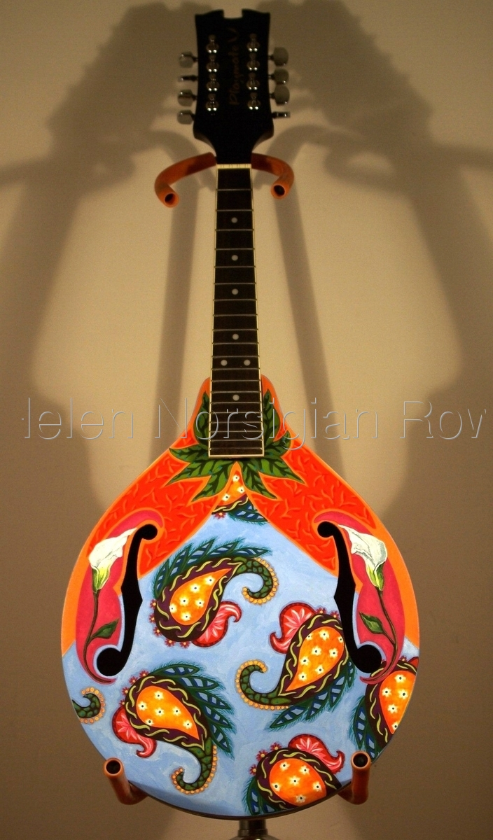 My Sweet Mandolin - Front View (large view)