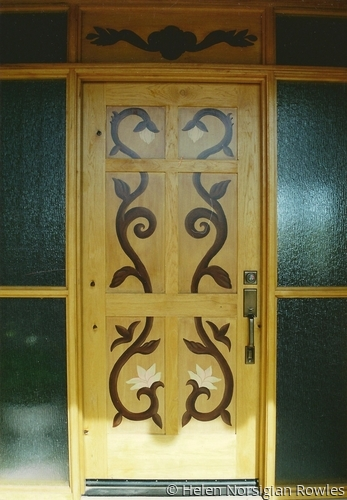 Entry Door 1 (large view)