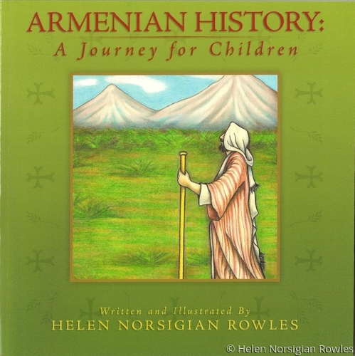Armenian History: A Journey for Children (large view)
